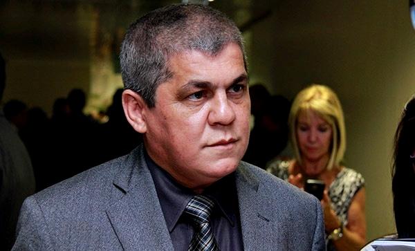 Presidente do TCE-MS, Waldir Neves.
