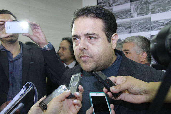 Secretário de Saúde, Ivandro Fonseca - Foto: Wanderson Lara