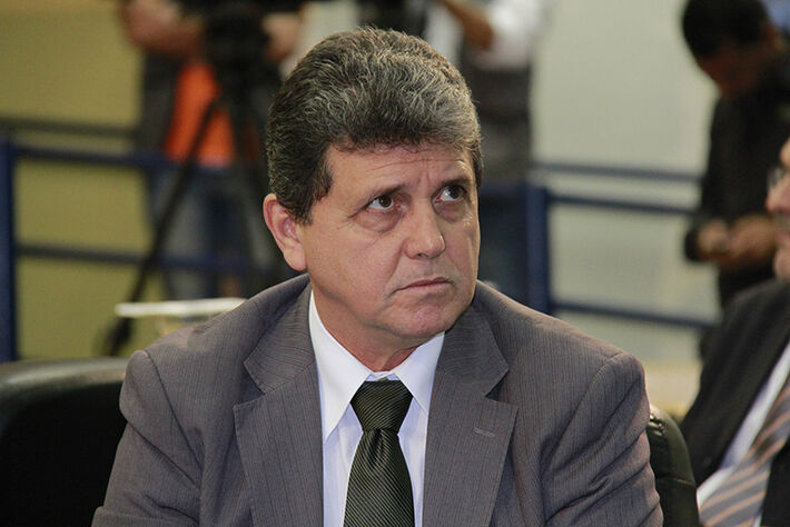 Presidente da Comissão de Ética, vereador João Rocha (PSDB) aguarda defesa de vereadores/Wanderson Lara