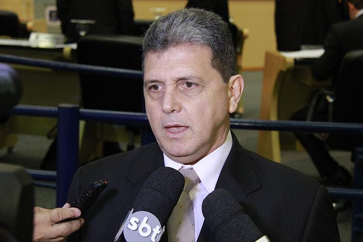 Vereador João Rocha, presidente da Comissão /Foto: Wanderson Lara