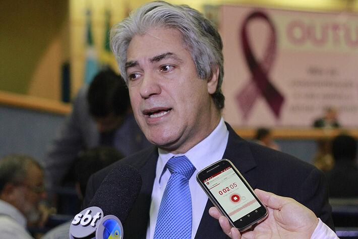 Vereador Alex (PT) seria um dos fortes candidatos para atuar como líder no Legislativo / Wanderson Lara