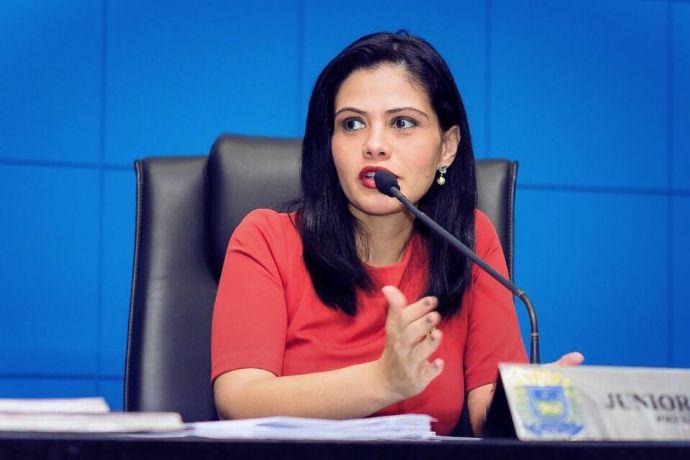 Deputada Grazielle Machado (PR) está de licença médica - Foto: ALMS