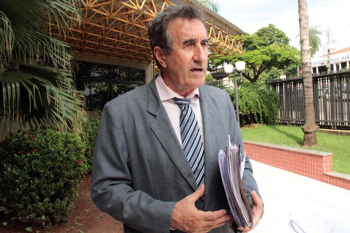 Advogado José Becker/Foto: divulgação