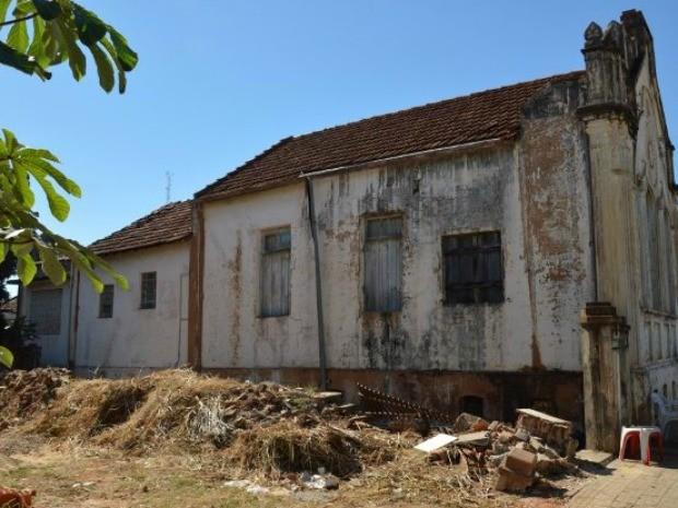 """Prédio do """"Consulado Português"""" em Três Lagoas (Foto: Divulgação/Câmara Municipal de Três Lagoas)"""
