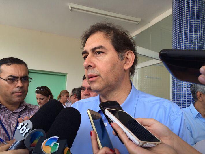 Prefeito Alcides Bernal/Foto: Taciane Peres