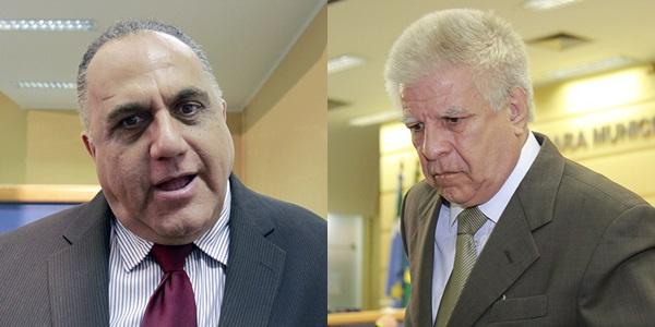 Vereadores prestam depoimento ao Gaeco para explicar nova denúncia/Wanderson Lara