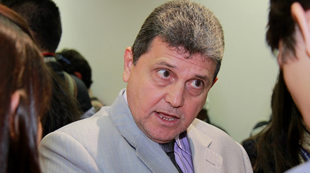 Presidente da Comissão de Ética, João Rocha.