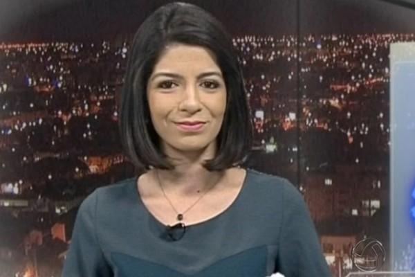 Priscilla Sampaio (Foto: Reprodução TV Morena)