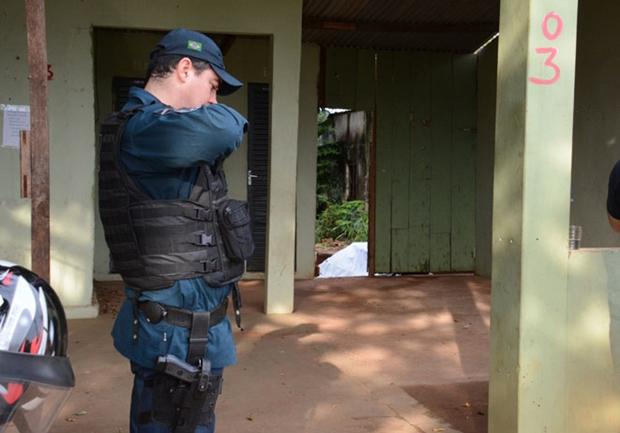Homem foi morto com 17 facadas/Foto: Gerson Oliveira/Correio do Estado
