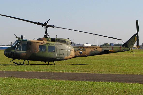 Helicóptero do Esquadrão Pelicano.