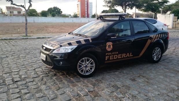 Operação tem 100 Políciais Federais nas ruas/Foto Divulgação