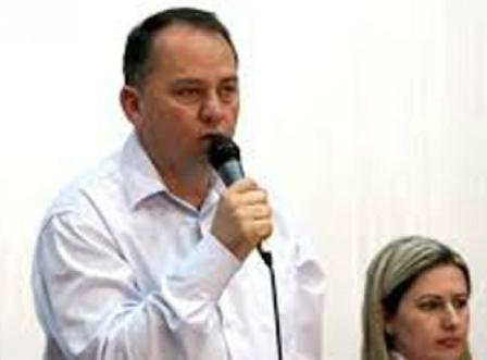 Atual prefeito de Bela Vista, Douglas Gomes/Foto: reprodução