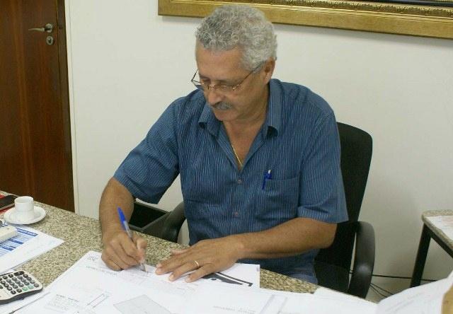 Prefeito de Caarapó, Mário Valério (PR) - Foto: divulgação