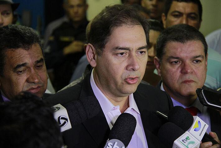 Prefeito pode lançar outro candidato pelo PP/Foto: Wanderson Lara
