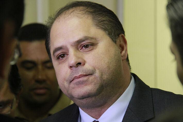 Presidente da Câmara afastado, Mario Cesar/Foto: Wanderson Lara