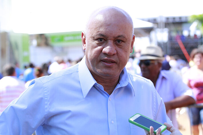 Secretário estadual de administração Carlos Assis/Foto: Wanderson Lara