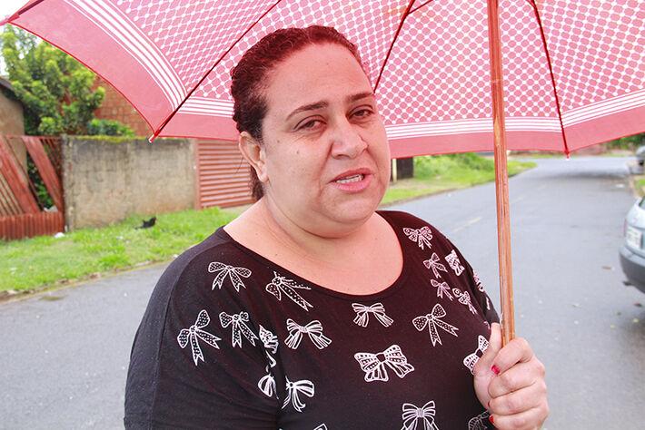 """Valdenir desabafa: """"Não aguento mais pedir ajuda à Prefeitura""""/Foto: Wanderson Lara"""