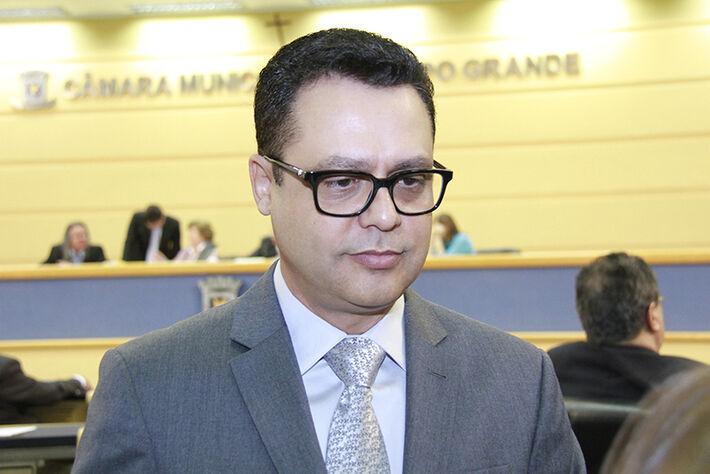 Vereador Flávio César/Foto: Wanderson Lara