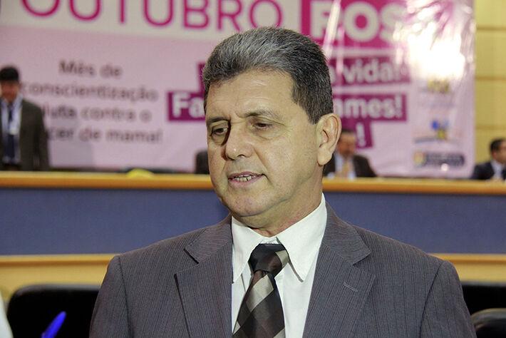 Rocha será novo presidente do Legislativo Municipal/Foto: Wanderson Lara