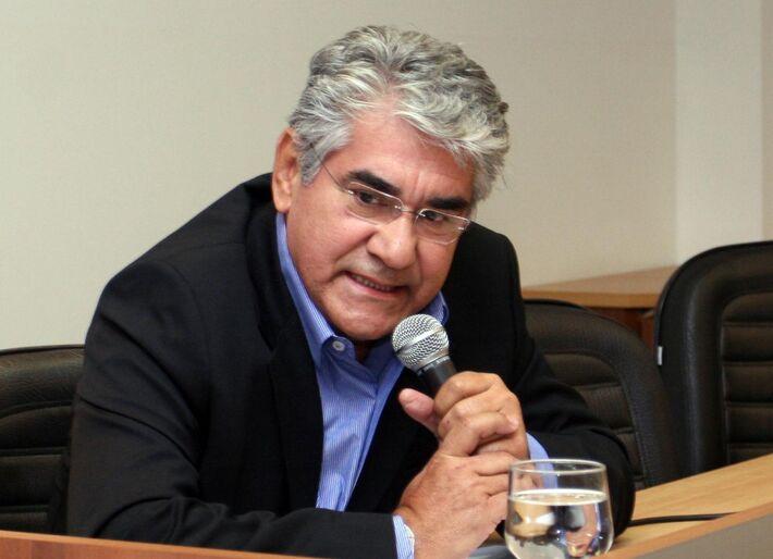 Ex-secretário João Antonio de Marco/Foto: Câmara MS