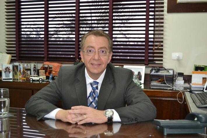 Novo presidente da OAB/MS, Mansour Karmouche