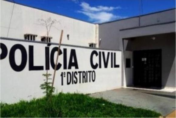Delegacia de Naviraí/Foto: Reprodução Google