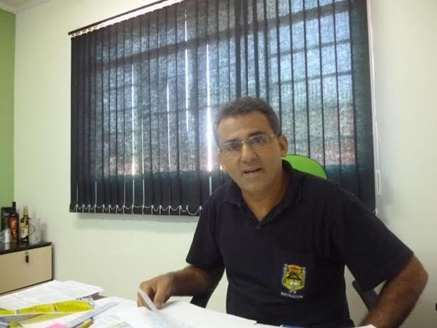 José Abelha Neto, presidente do Sindicato dos Trabalhadores nas Indústrias da Construção Civil e do Mobiliário de Campo Grande/Foto Divulgação