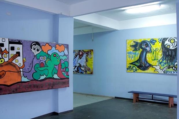 Obras de arte de artistas regionais/Foto Divulgação Assessoria