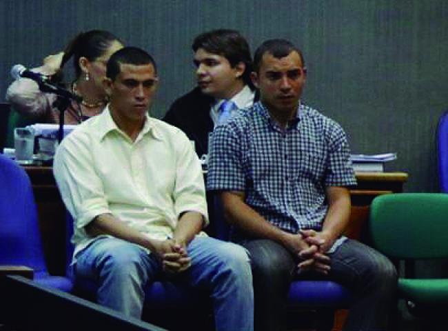 Foram absolvidos por falta de reagente no IMOL/Foto: Cleber Gellio