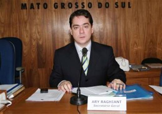 Advogado Ary Raghiant Neto/Foto: OAB/MS
