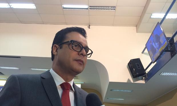 Presidente da Câmara Municipal Flávio César/Foto: Taciane Peres
