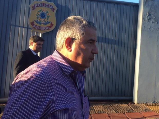 Amorim foi preso pela 2ª vez em menos de dois meses/Foto: G1