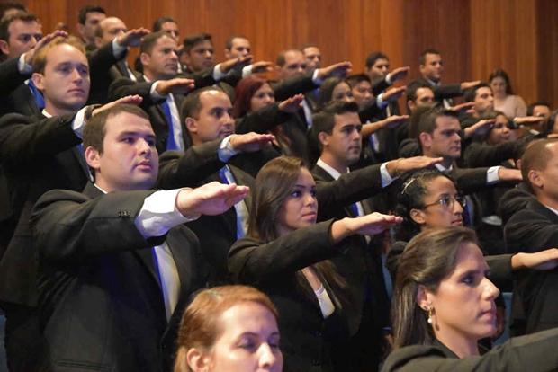 Formatura dos Policiais Civis/Foto: Jessica Barbosa site do governo