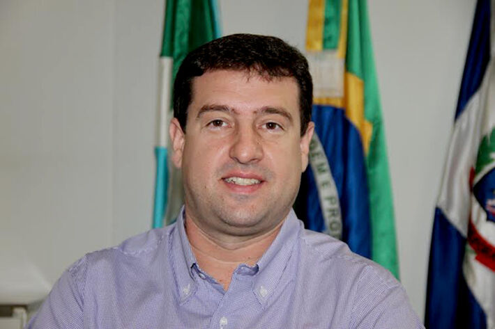 Prefeito de Ponta Porã Ludimar Novaes (PPS)/Foto: divulgação