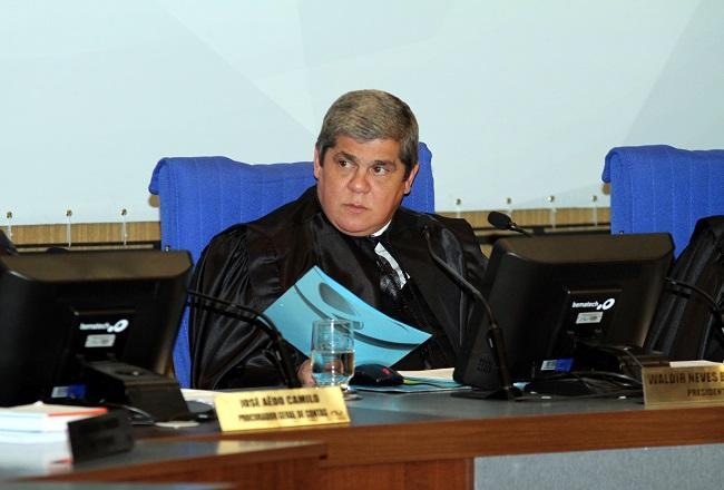 Presidente do TCE-MS, Waldir Neves/Foto: divulgação