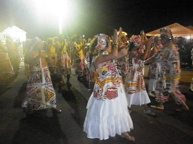 Foto: Bloco Afro Ilê Omô Aiyê