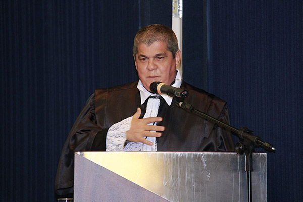 Presidente do TCE-MS, Waldir Neves/Foto: Wanderson Lara