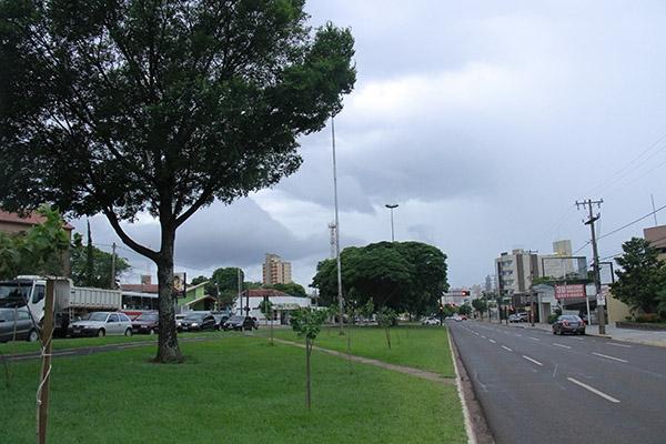 Céu Nublado/ Foto: Wanderson Lara