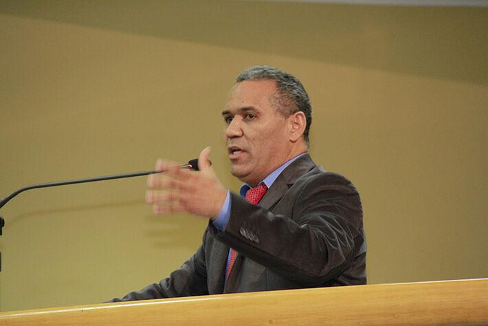 Vereador Chiquinho Telles (PSD)/Foto: Wanderson Lara
