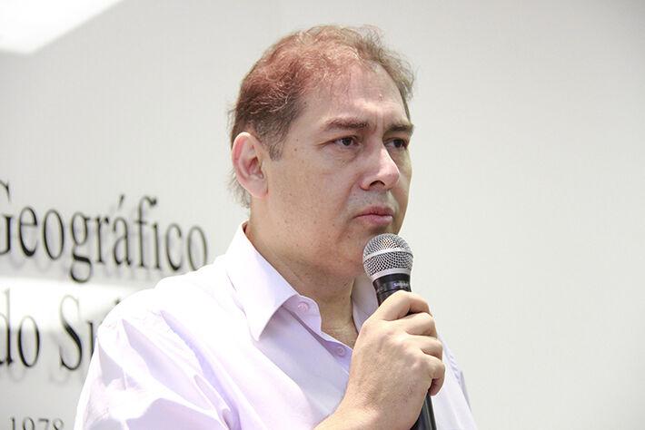Prefeito Alcides Bernal  - Foto: Wanderson Lara