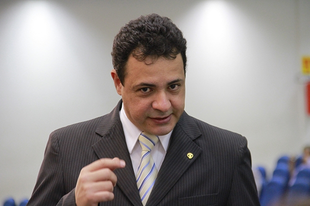 Vereador Cazuza/Foto: Wanderson Lara