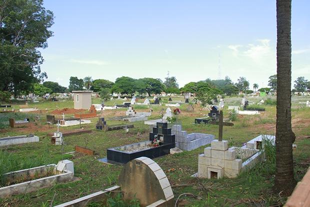 Cemitério São Sebastião (Cruzeiro)/Foto: Wanderson Lara