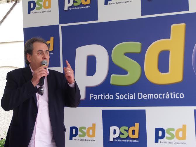Antonio Lacerda, atual presidente do PSD MS/Foto: dvulgação