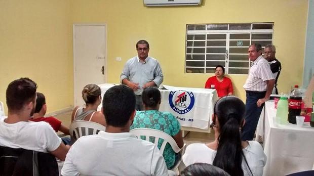 Sindicato da Saúde/Foto Divulgação
