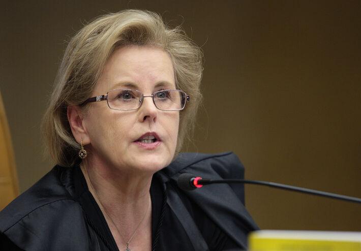 Ministra do STF Rosa Weber/Foto: reprodução