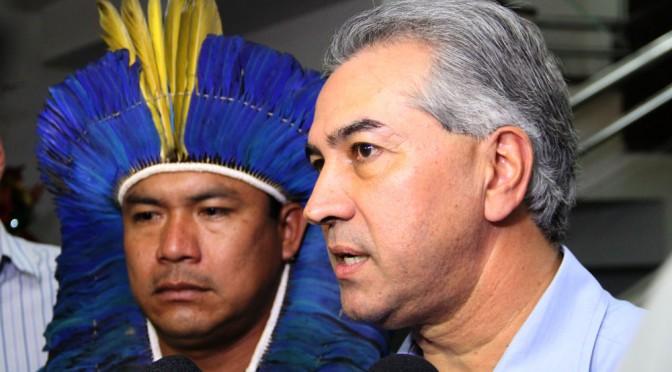 Governador pretende usar dinheiro gasto com dívida da União para comprar terras no Estado e acabar com conflitos/Foto: Chico Ribeiro