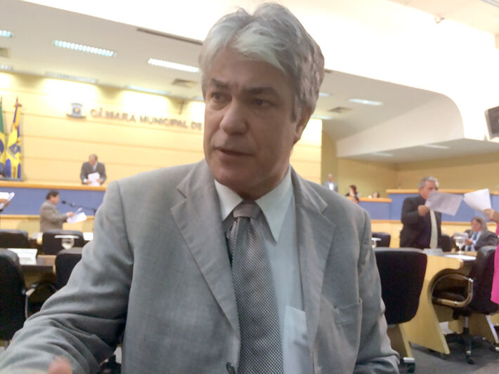 Vereador Alex do PT/Foto: Taciane Peres