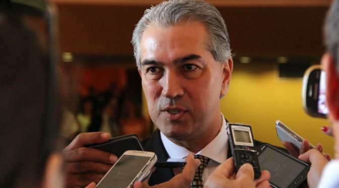 Governador Reinaldo Azambuja/Foto: divulgação