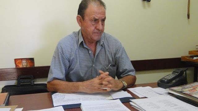 asado há mais de 60 anos com Iracy Tondato de Oliveira, o líder comunitário deixa dois filhos e netos/Foto: divulgação