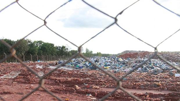 Aterro sanitário Dom Antonio Barbosa/Foto: Wanderson Lara